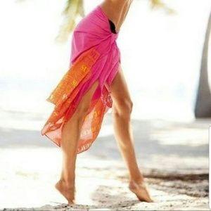 Victoria's Secret Beach Sarong Wrap
